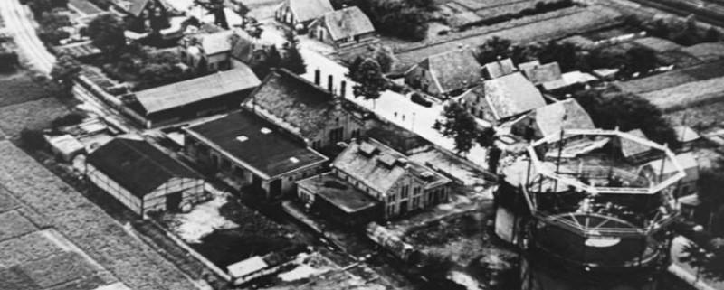 Milieukundige begeleiding sanering gasfabrieksterrein Dannenberg Rijssen