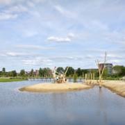 Bemalingsadvies aanleg Crescentplas Harderwijk_Geofoxx