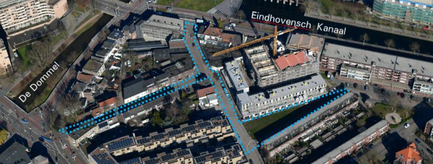 Verouderderiolering en wateroverlast Eindhoven_Geofoxx