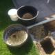 Asbestonderzoek in tuinen_Geofoxx