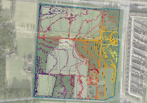 Leuriks-Oost waterhuishoudingsplan_Geofoxx