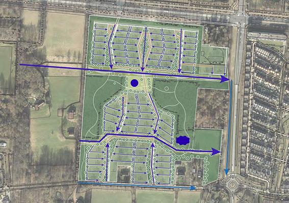 waterhuishoudingsplan voor Leuriks-Oost_Geofoxx