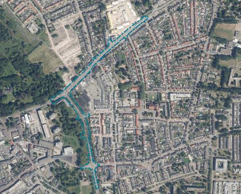luchtfoto gecombineerd onderzoek Geldrop-Mierlo_Geofoxx